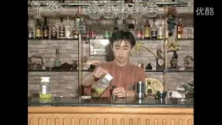 十五、水果汁调制-国王舞曲(主料凤梨汁柳丁汁)