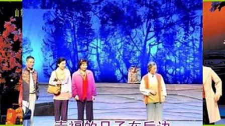 山东梆子《圣水河的月亮》选段:姐妹们欢天喜地扬笑脸(终版)