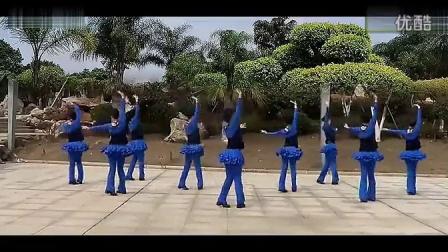 纯艺舞吧原创广场舞姑娘追 含 背面 分解动作_960x540_2.00M_h.264
