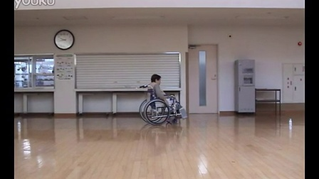 Stroke Patient 82yr old on wheelchair 5M 35sec