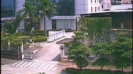 科宁白光摄像机 模拟800线 白天实际测试效果(请选择超清模式观看)