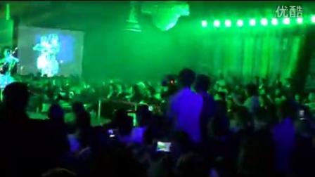 厦门福州泉州漳州演出舞蹈表演夜光提琴-魔幻水晶