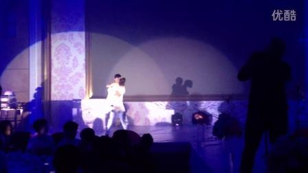 厦门福州泉州漳州演出舞蹈表演温情双人舞