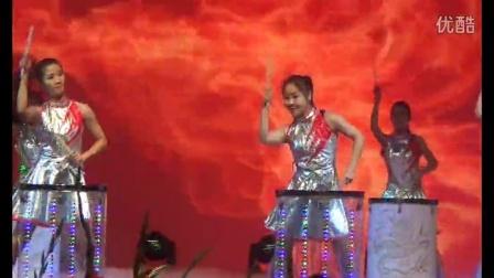 厦门福州泉州漳州演出舞蹈表演激情水鼓