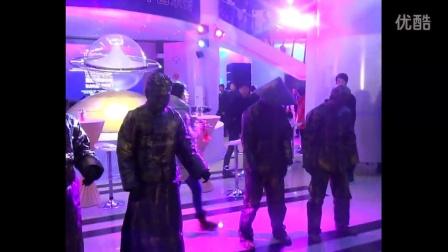 厦门福州泉州漳州演出舞蹈表演活雕舞