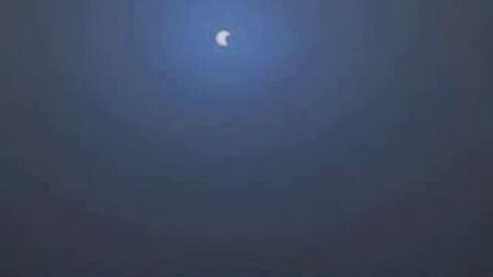 火星蓝色日落及日食