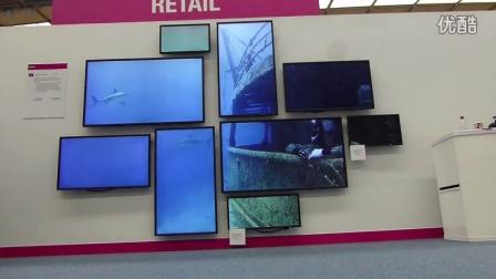 ONELAN 4K 播放器 - 墙壁视频
