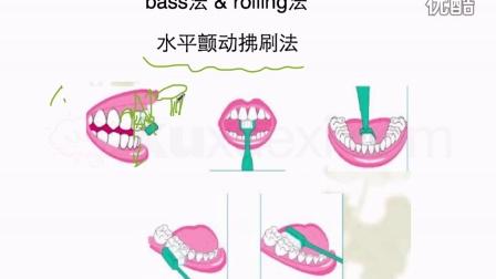 酷学习疾病-正确刷牙方法
