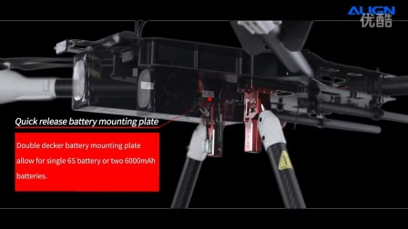 Align Multicopter Promotional Video