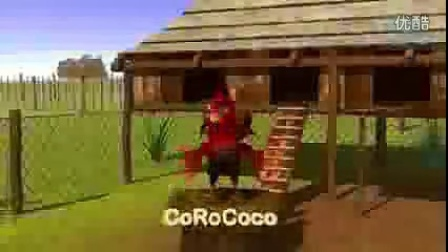 《小鸡哔哔》 原曲 西班牙语版意大利神曲《El Pollito Pio》HD高清