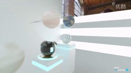 【触动力】Bleen可投射3D影像的全息投影仪