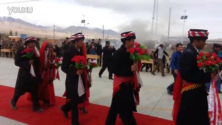 塔吉克族的集体婚礼
