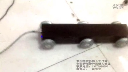 微型管道侦查机器人