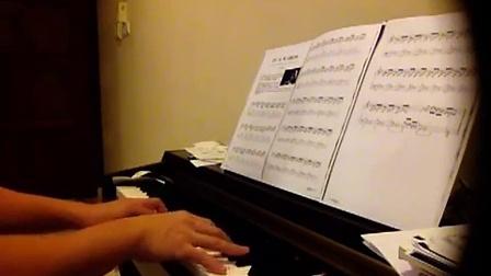 巴赫 (第一号C大调前奏曲)J.S Bach_ Prelude in C Major No.1, BWV846 极为好听