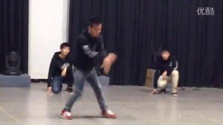 天空之城poping街舞 街舞视频