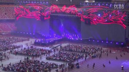 王力宏2014演唱会北京站开场表演