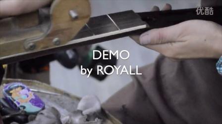 ROYALL丽声吉他 品牌介绍