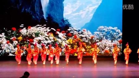 2014.10.31舞蹈比赛《花朵》