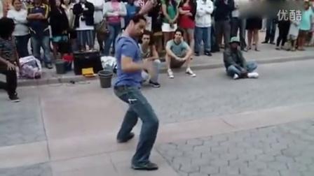 国外超级玛丽街舞 街舞视频
