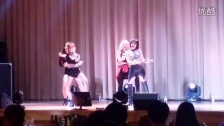 blackqueen韩国性感女子组合