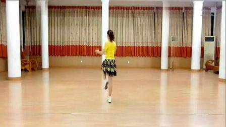 格格广场舞《你是我的小苹果》正背面+分解_930x524_2.00M_h.264