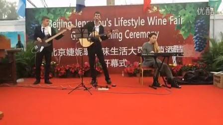 jion snow北京外籍乐队慢歌