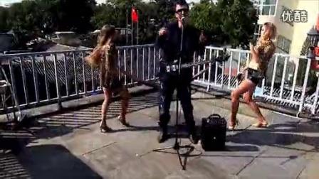 John snow - lets get loud_外籍唱跳组合