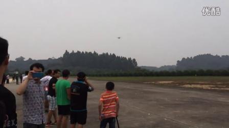 20141026 中國遙控模型嘉年華Funfly ALIGN M480L demo