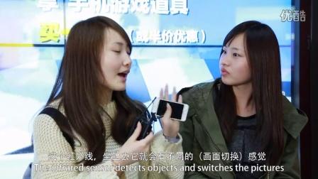2014申通德高广发银行上海地铁创意媒体广告