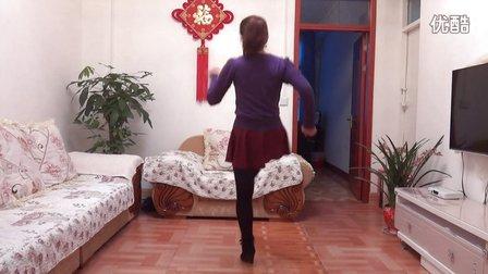 丽丽广场舞  学跳美久老师广场舞 一万个舍不得