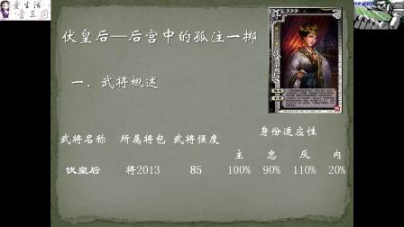 合理选将专题No.14-光环型女性标杆反贼 蔡文姬 伏皇后-随风解说三国杀