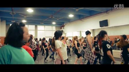 2014年CSDA全国街舞教练员等级考核-重庆站