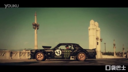 EA竞速手游《极品飞车:无限 Need For Speed:No Limits》宣传片