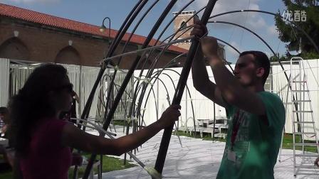 茧 工作坊 (Bug Dome Workshop) _ By TCA Think Tank