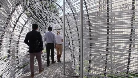 虫型展馆 Parasite Pavilion _ By TCA Think Tank