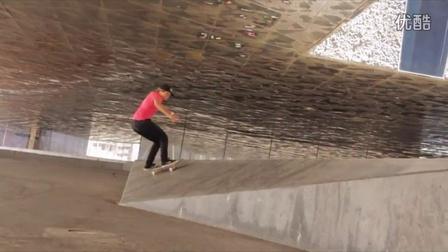 Leticia Bufoni Skates Barcelona - Day in the Life