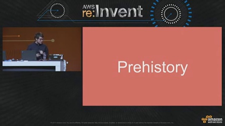 AWS reInvent 2014  (ARC307) Infrastructure as Code (Low)