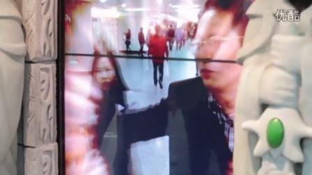 2014申通德高魔兽世界上海地铁创意媒体广告