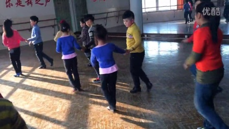 徐子悠、刘思远舞蹈视频