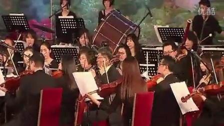 男高音歌唱家杨阳《柴堆上火焰熊熊》