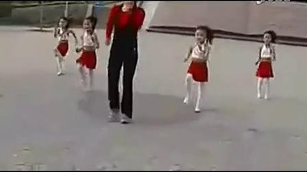 幼儿舞蹈《加油歌》[高清]