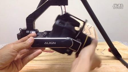 亞拓5D雲台與相機的重心