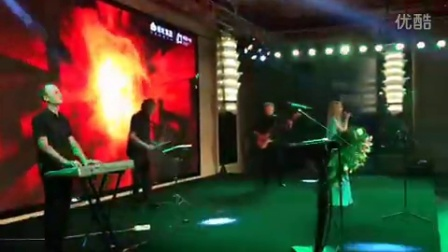 北京西林外籍乐队 Julia pop