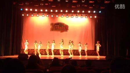 辽东学院2014年主持人大赛临江校区大学生艺术团《玉生烟》