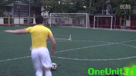 Roberto Carlos Free Kick(如何像罗伯特.卡洛斯一样罚任意球)