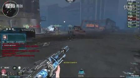 逆战 武器大系列之 极寒冰焰升级版枪械入手讲解视频