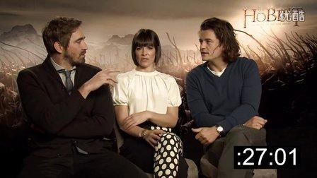 'The Hobbit' Cast Recaps the Last Two Films in 60 Seconds   VH1