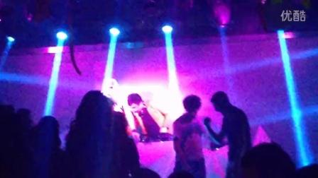 2014重庆baby club开场 DJ.ELLA
