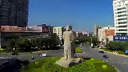 B005福建泉州南安城市航拍地标建筑风光片
