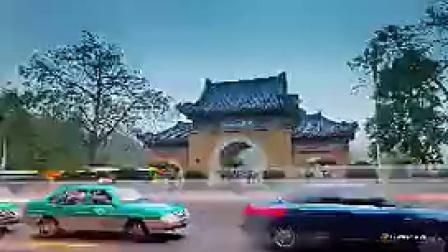 B032广州上海深圳城市风光延时形象片
